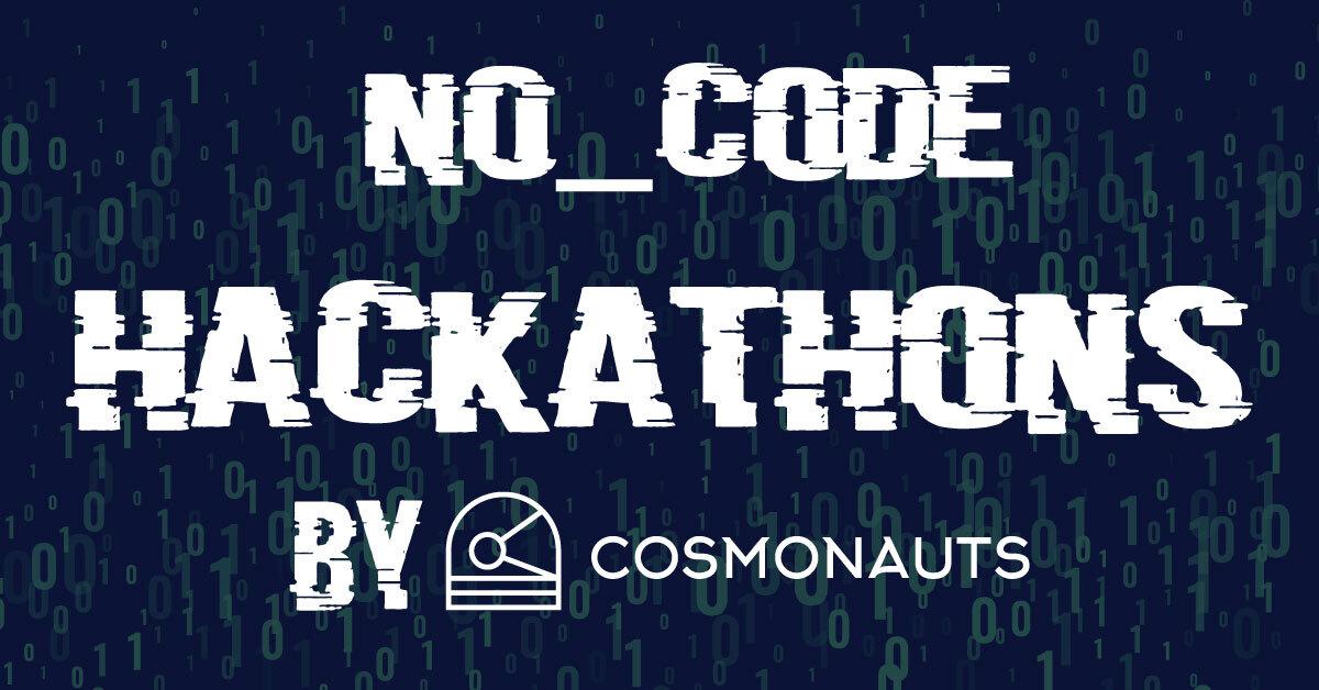 no code hackathon
