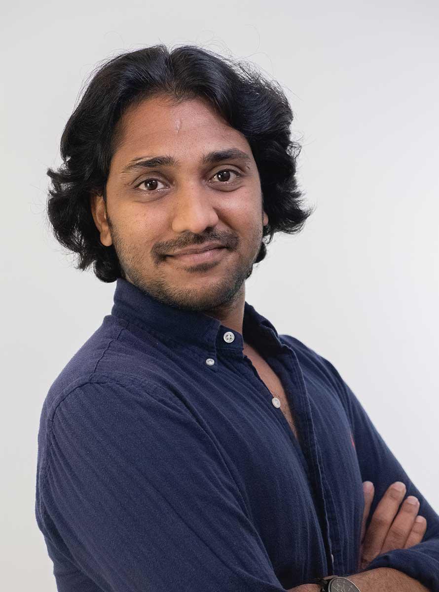 Anvesh Gattu